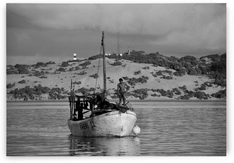 Island of Lamu - Arrival by Hazz Brad