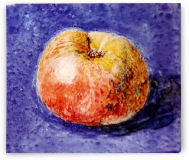 Study of an Apple by John Ruskin