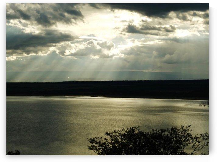 Kenya - Sunset  by Hazz Brad