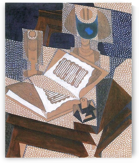 The book by Juan Gris by Juan Gris