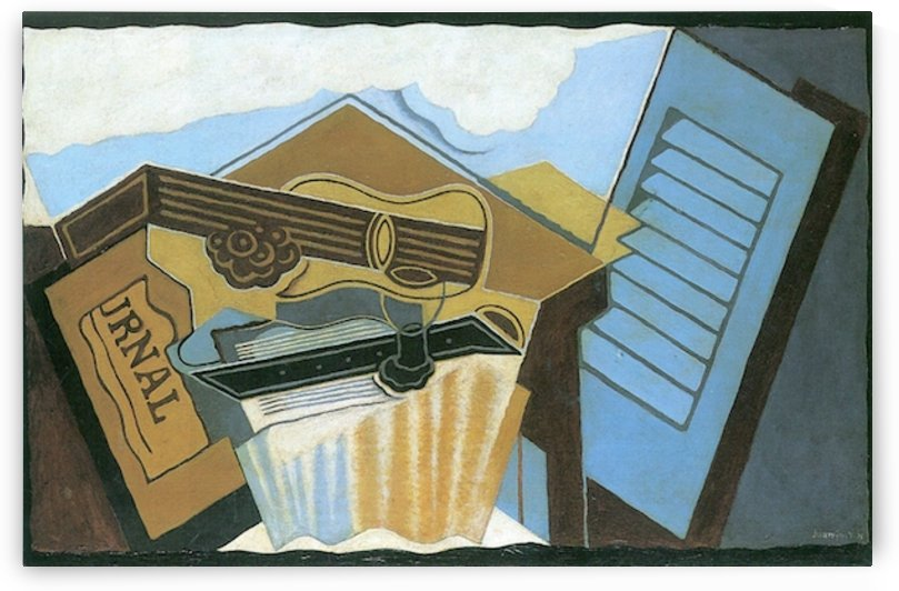 The cloud by Juan Gris by Juan Gris