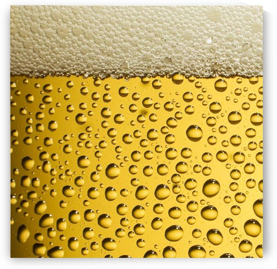 beer bubbles by Shamudy