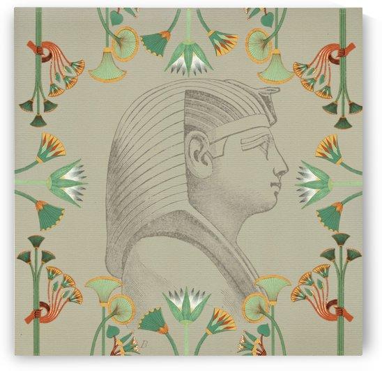 pharaoh egyptian design man king by Shamudy
