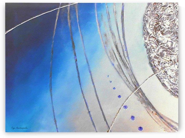 Midnight Sun by Faye Anastasopoulou