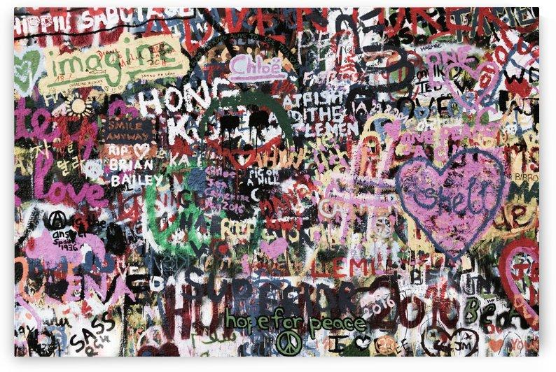 Graffiti Wall Background by Shamudy