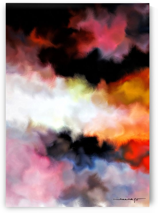 Color Burst - Under the Sky by PS Neena