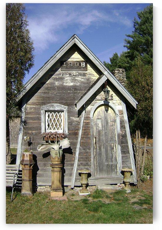 The ORIGINAL Tiny House Arundel Miane by FoxHollowArt