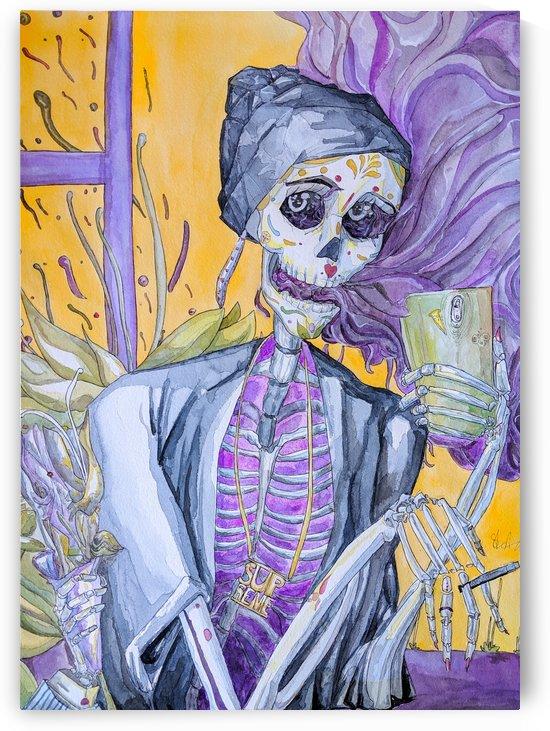 socially dead by Steven Allison