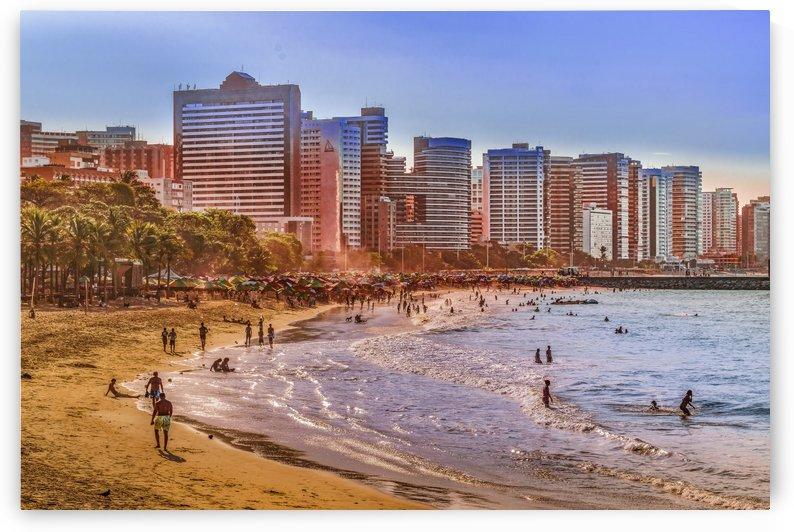 Fortaleza Beach, Brazil by Daniel Ferreia Leites Ciccarino