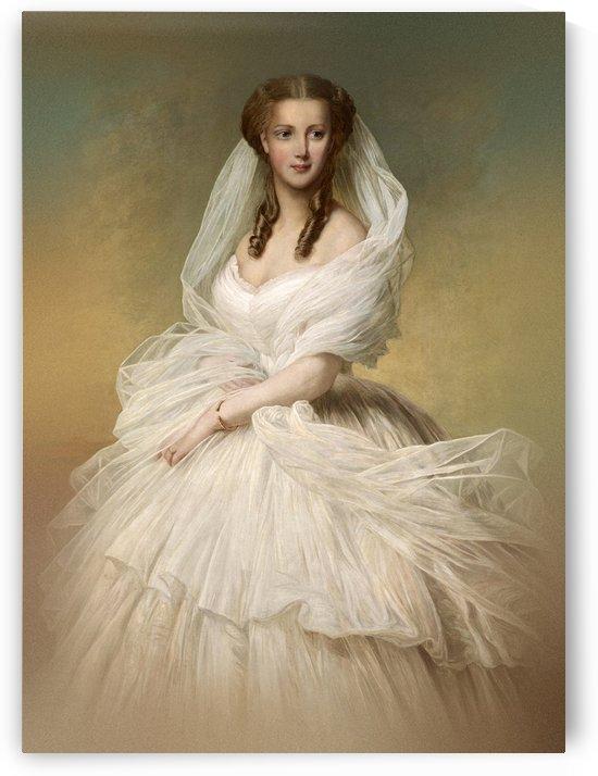 Portrait Of Princess Alexandra by Richard Lauchert by xzendor7