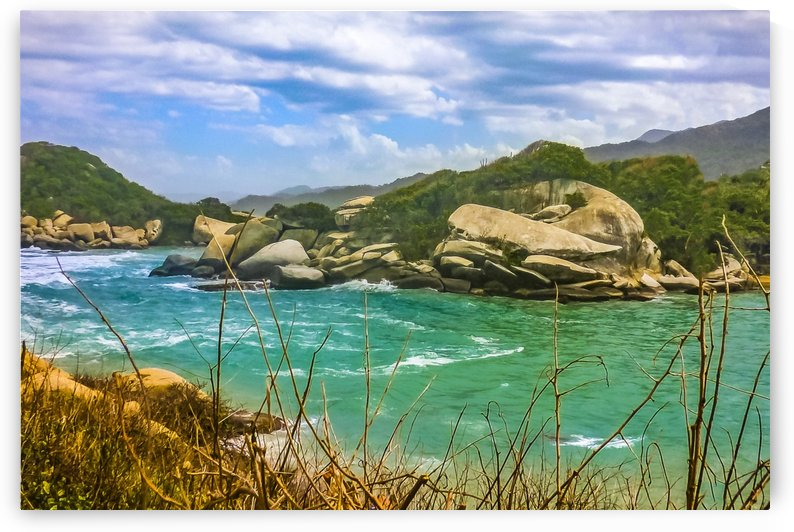 Tayrona National Park, Magdalena   Colombia by Daniel Ferreia Leites Ciccarino