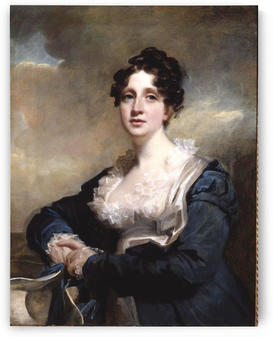 Margaret Anne by Henry Raebum