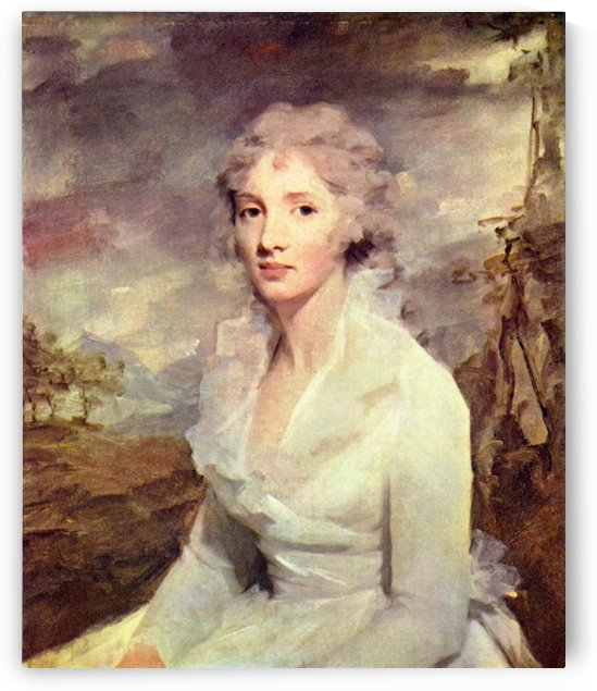 Mrs. Eleanor by Henry Raebum