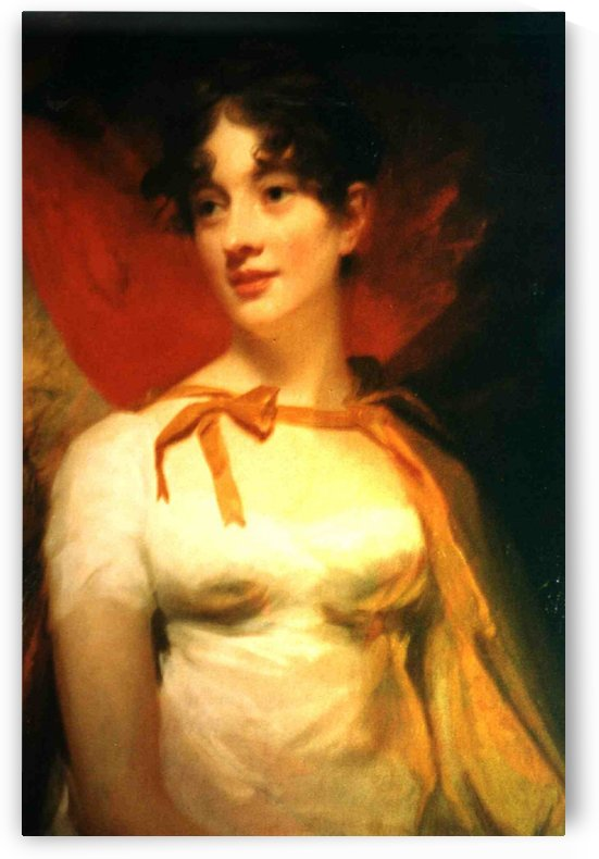 Mary Henry by Henry Raebum