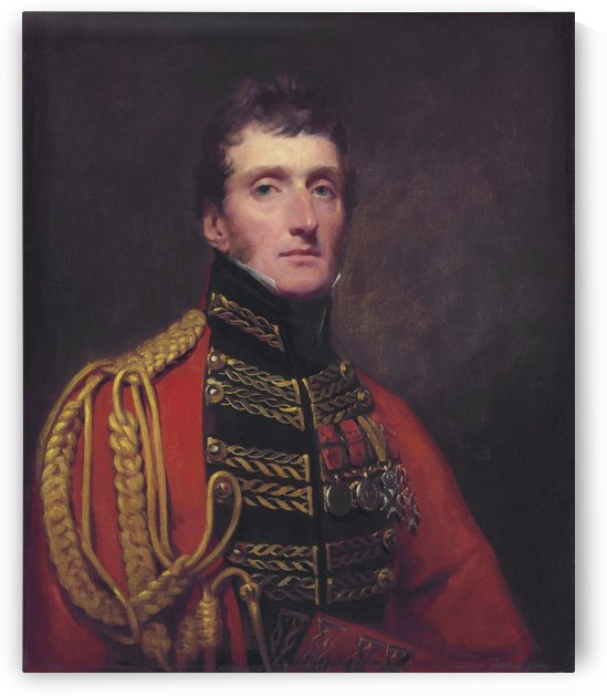 Lieutenant General William Stuart by Henry Raebum