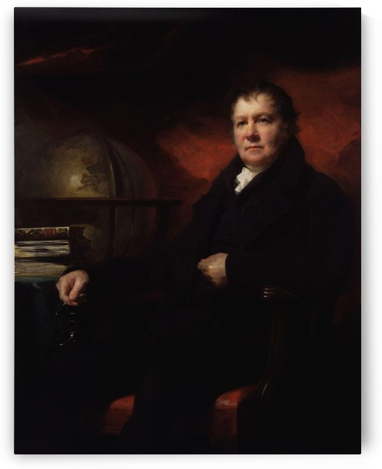 John Playfair by Henry Raebum