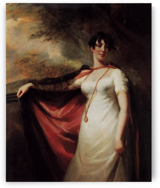 Mrs. Anne Hart by Henry Raebum