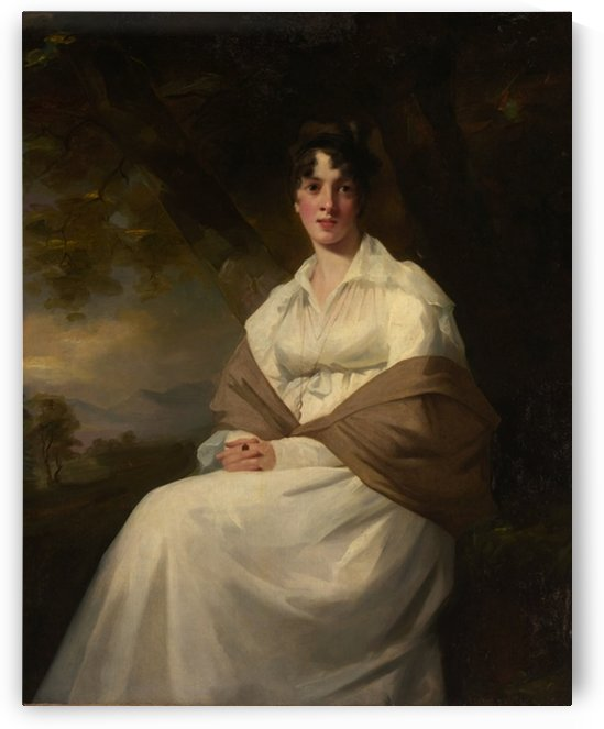Lady Matiland by Henry Raebum