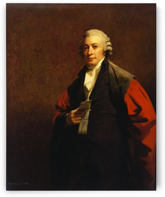 Robert Hodshon by Henry Raebum