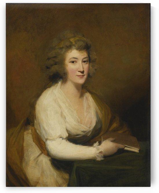 Lady Nasmyth by Henry Raebum