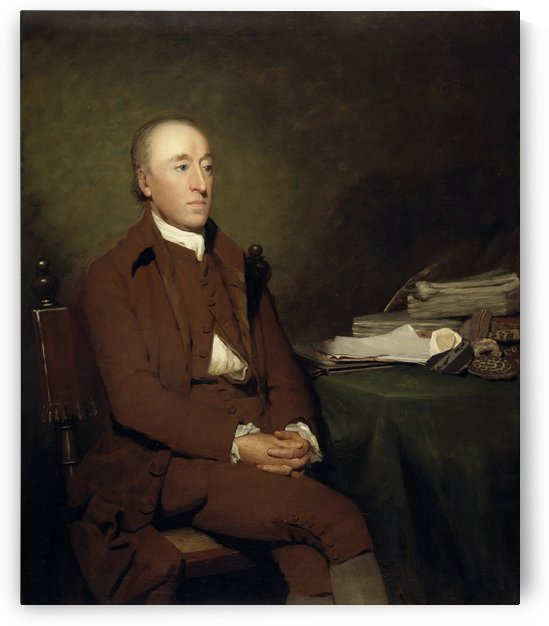 James Hutton by Henry Raebum