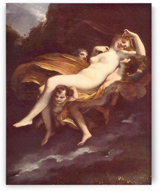 A dream by Pierre Paul Prudhon