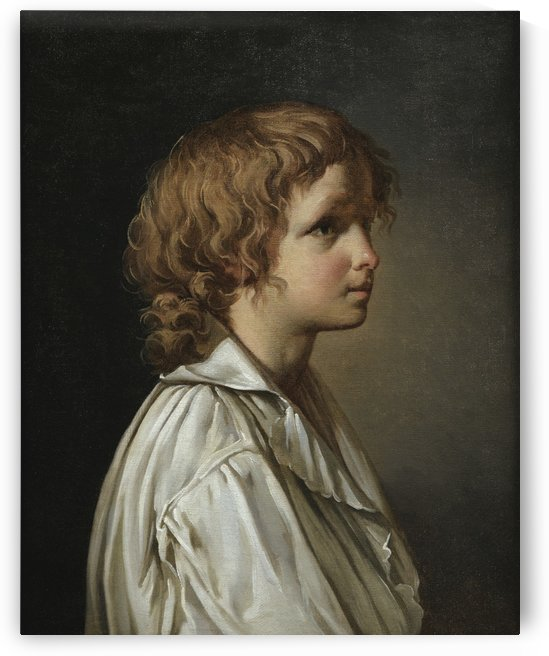 A boy by Pierre Paul Prudhon