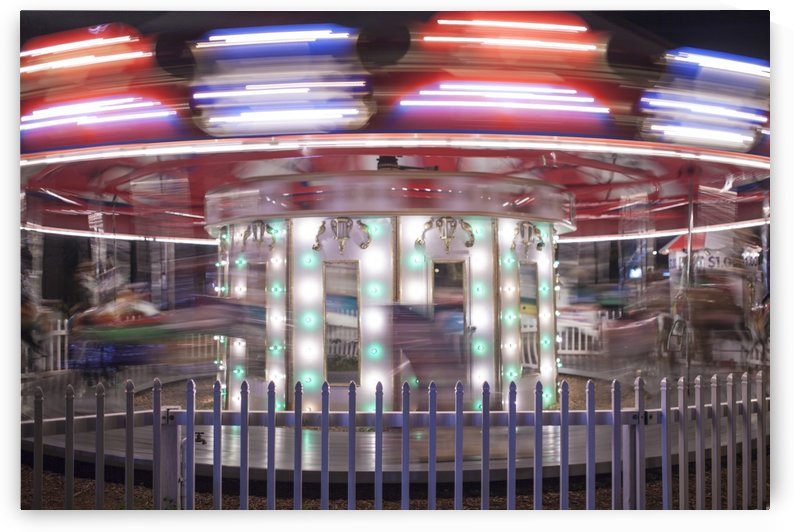 Carousel abstract by Atelier Knox
