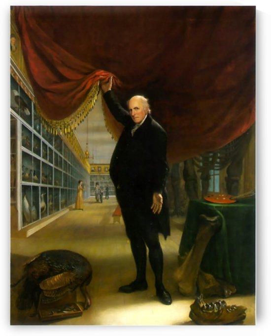 American Gentleman by Charles Willson Peal