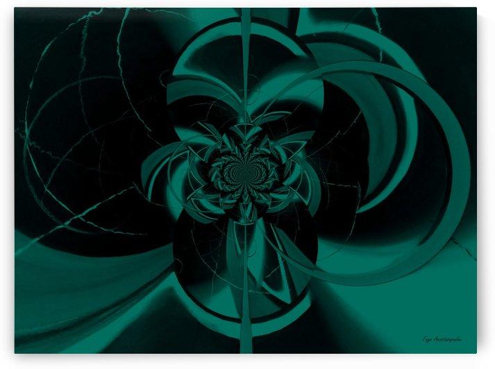 Hypnotic Jade by Faye Anastasopoulou