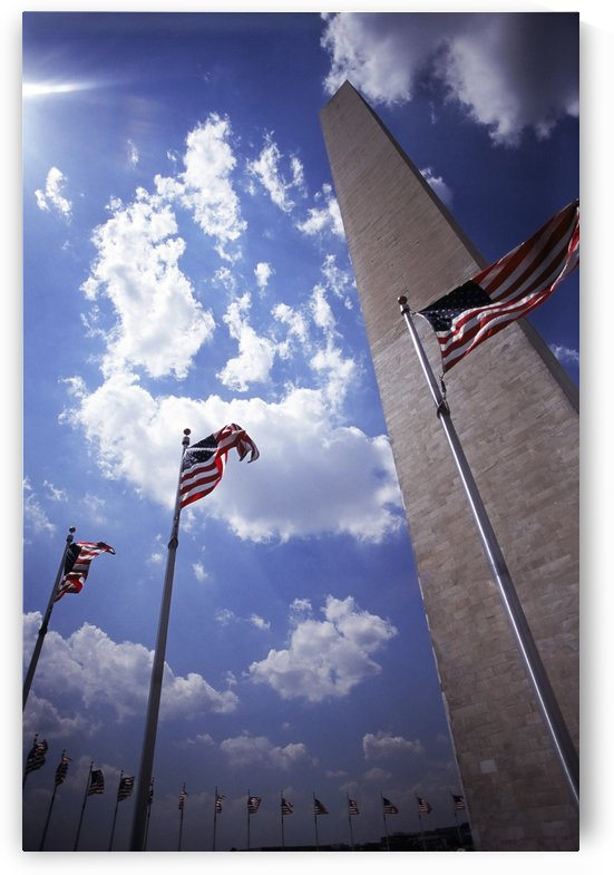 Washington Monument Washington DC USA by Atelier Knox