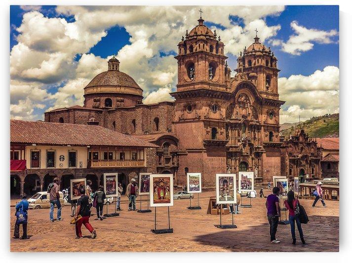 Plaza de Armas, Cusco Peru by Daniel Ferreia Leites Ciccarino