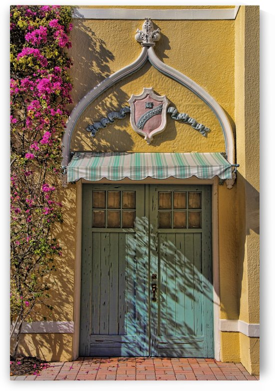 The Green Door by HH Photography of Florida
