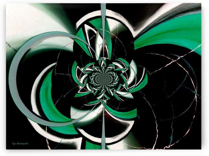 Dazzling Vector Jade by Faye Anastasopoulou