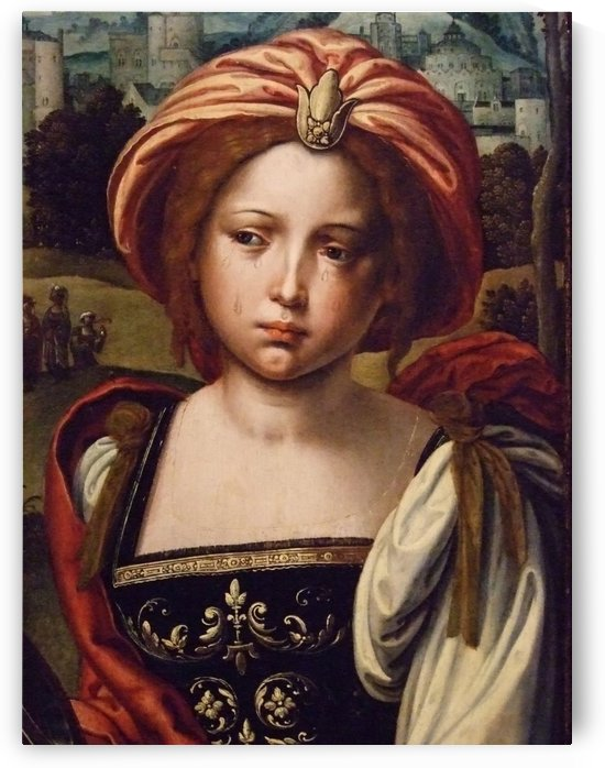 Mary Magdalene by Bartolome Esteban Murillo