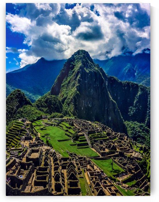 Macchu Picchu City, Cusco   Peru by Daniel Ferreia Leites Ciccarino
