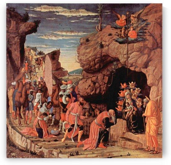 Adoration of the Magi by Bartolome Esteban Murillo