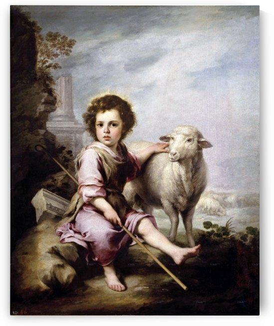 The God Sheperd by Bartolome Esteban Murillo