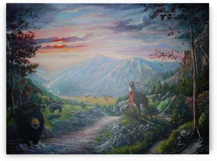 The perfect Hunt by Lynn Buckmaster