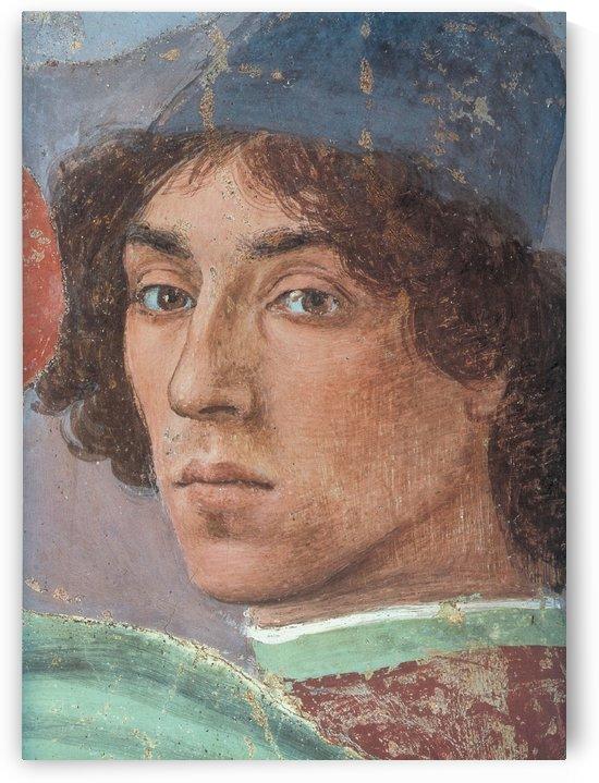 Filippino Lippi by Fra Filippo Lippi