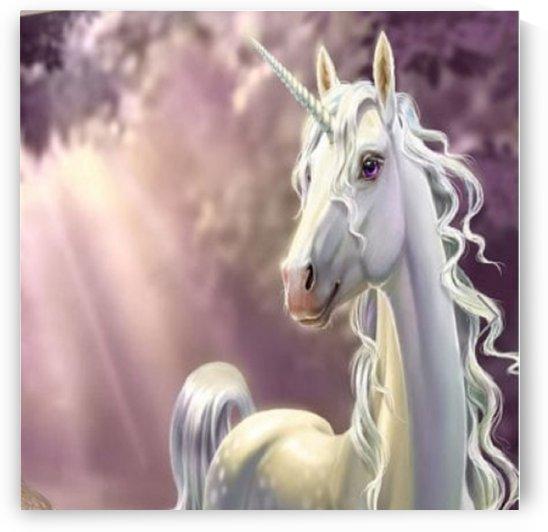Unicorn  by elaine harrald