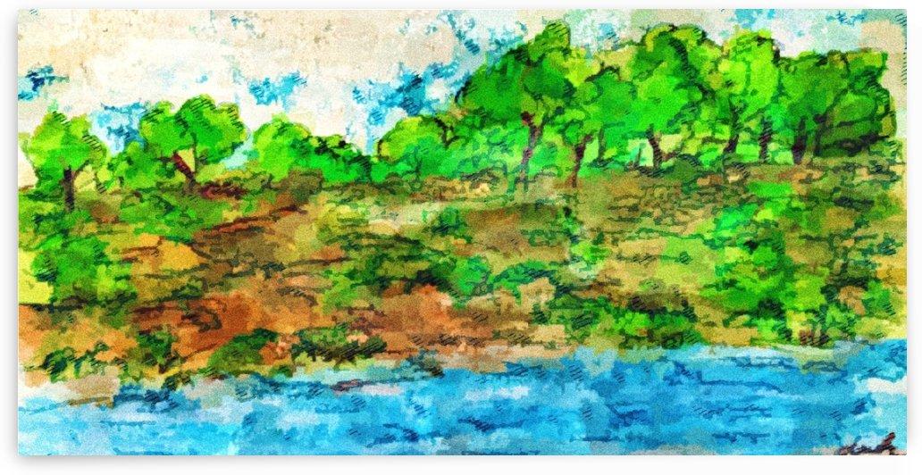 The Lake by djjf