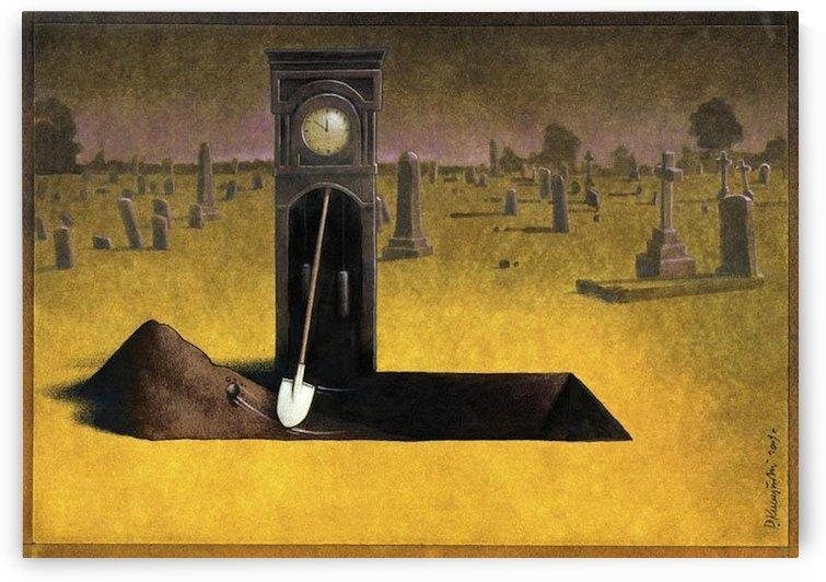 clock by Pawel Kuczynski