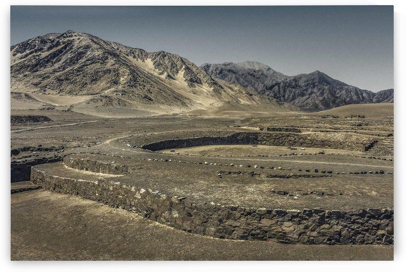 Pre Columbian Caral City, Peru by Daniel Ferreia Leites Ciccarino
