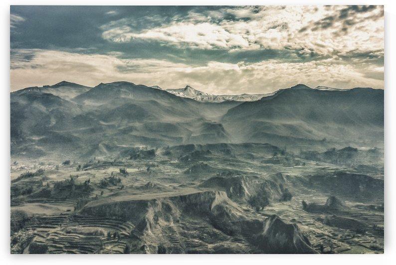 Colca Valley, Arequipa Peru by Daniel Ferreia Leites Ciccarino
