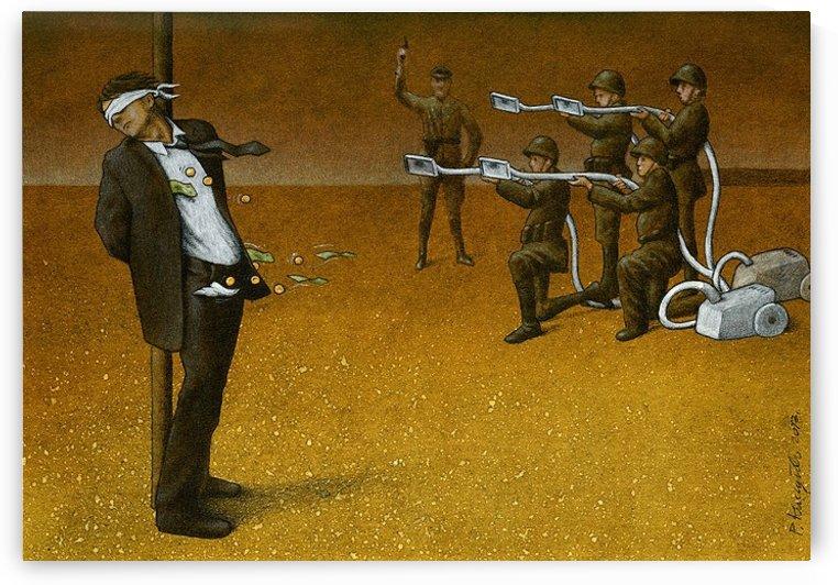 Execution by Pawel Kuczynski
