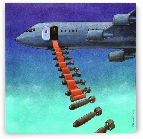Bomb by Pawel Kuczynski