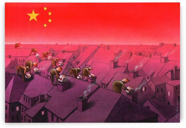 Christmas by Pawel Kuczynski