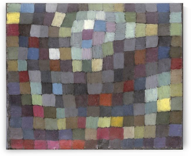 Bahaus by Paul Klee