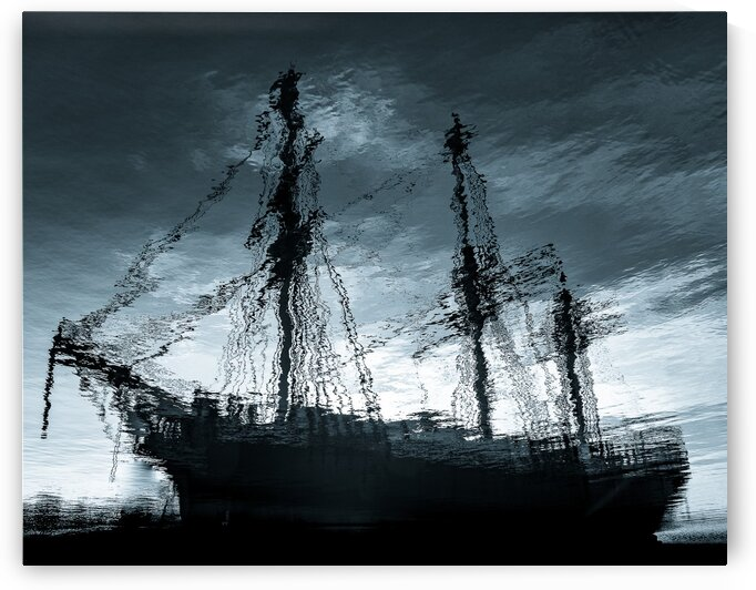 Ghost Ship by Dave Therrien